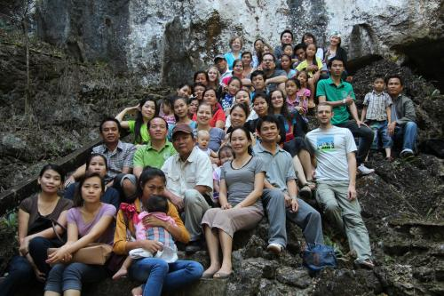 2012 Staff and Family Members